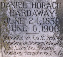 Dr Daniel Horace Hardaway