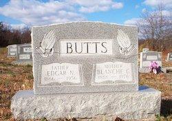 Catherine Blanche <i>Sherrard</i> Butts