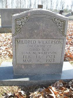 Mildred Wilkerson