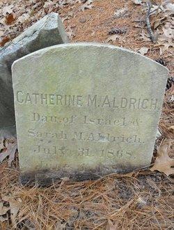 Catherine Mann Aldrich