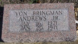 Von Bringman Andrews, Jr