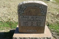 Johnnie Beonville Tinker Arendale
