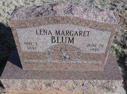 Lena Margaret Blum