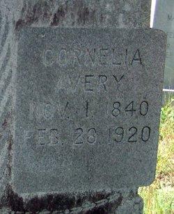 Laura Cornelia Cornelia <i>McGimsey</i> Avery