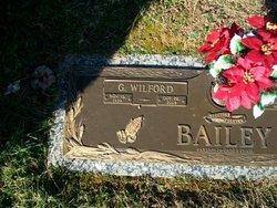 Wilford Bailey