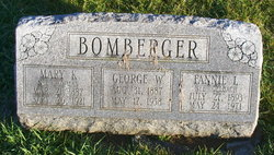 Fannie L <i>Gelbach</i> Bomberger