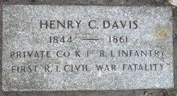Henry C Davis