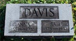 Samuel B Davis