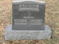 Minnie A. <i>Blizzard</i> Adkins