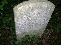 Adaline M. <i>Springs</i> Flowers