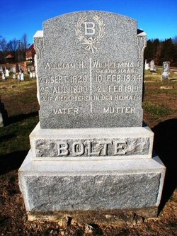 William Henry Bolte, Sr