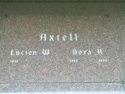 Dora A <i>Dustin</i> Axtell