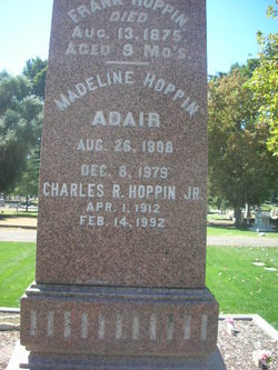Madeline <i>Hoppin</i> Adair