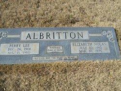 Elizabeth <i>Nolan</i> Albritton