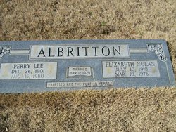 Perry Lee Albritton