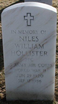 Niles William Hollister