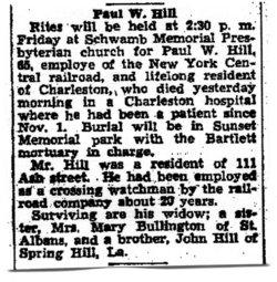 Paul W. Hill