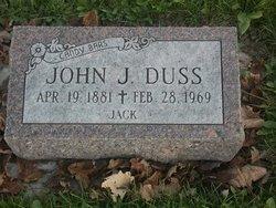 John J. Jack Duss