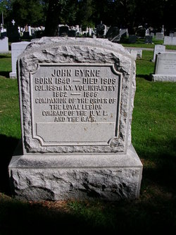 Col John Byrne