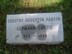 Dorothy Houghton Dot <i>Hanson</i> Germann-Curtis