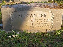 Edward Reo Alexander