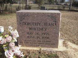 Dorothy Jean Whitney