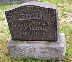 Christina Deborah <i>Watson</i> Smith