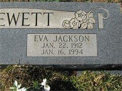 Eva Mae <i>Jackson</i> Drewett