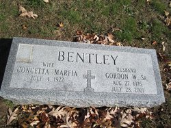 Concetta M. Connie <i>Marfia</i> Bentley