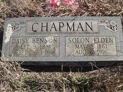 Solon Elden Chapman