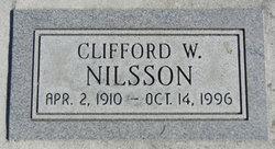 Clifford W Nilsson