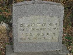 Agnes <i>Jones</i> Dunn