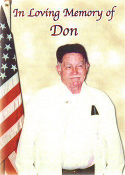 Donald Howard Don Purser