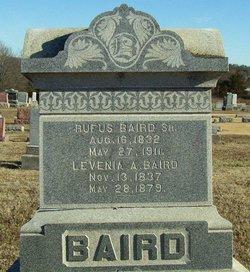 Levenia Ann <i>Maze</i> Baird