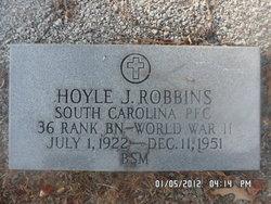 Hoyle J. Robbins