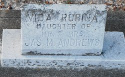 Vida Robina Andrews