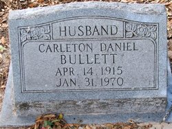 Carleton Daniel Bullett