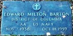 Edward Milton Barton