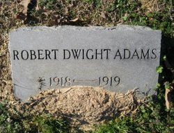Robert Dwight Adams
