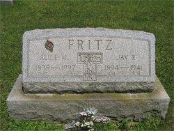 Alice Margaret Grammy <i>Zimmerman</i> Fritz