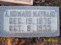 A. Howard Maynard
