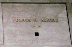 Pearle May Alkire