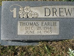 Thomas Earlie Drewett