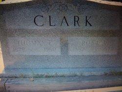 Thomas Ed Clark