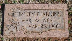 Christy Peggine Adkins