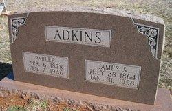 Parlee <i>Moore</i> Adkins