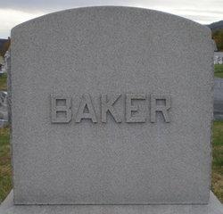 Susanna <i>Zook</i> Baker