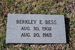 Berkley E Bess