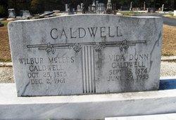 Wilbur McLees Caldwell, Sr
