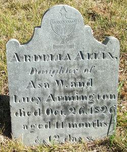 Ardelia Allen Armington